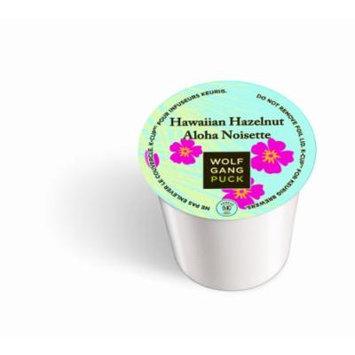 Wolfgang Puck Coffee, Hawaiian Hazelnut, 24-Count K-Cup for Keurig Brewers