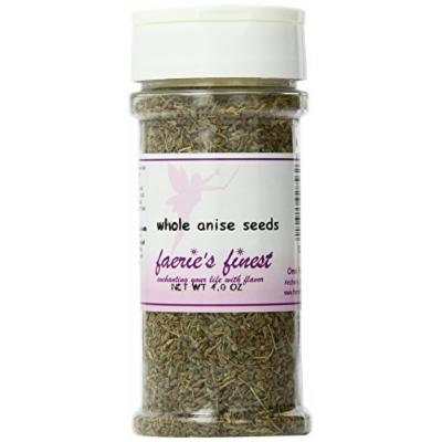 Faeries Finest Whole Anise Seeds, 4.00 Ounce