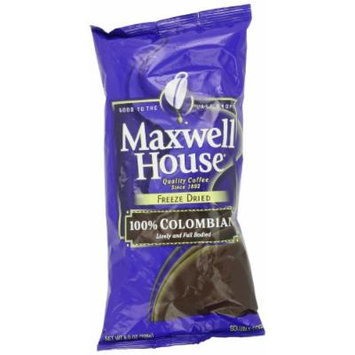 Maxwell House Instant 100% Colombian Coffee, 8-Ounce Container