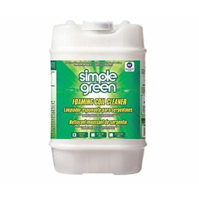 Simple Green 0100000104005 Foaming Non-Corrosive Non-Flammable Coil Cleaner in one 5 gal Pail