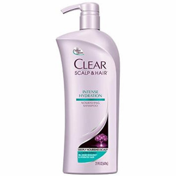 Clear Shampoo, Intense Hydration 21.9 oz