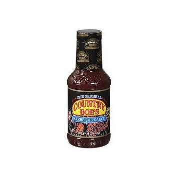 Country Bob's Barbecue Sauce