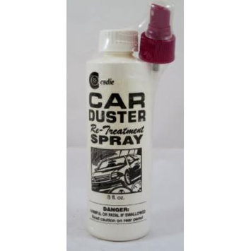 Car Duster Re-Treatment & Sprayer