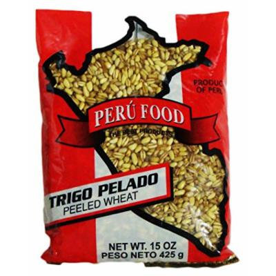 Peru Food Trigo Pelado Peeled Wheat 15 Oz.
