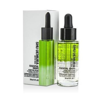 Shu Uemura Essential Drops Purifying Blend (For Normal to Oily Scalp) 30ml/1oz
