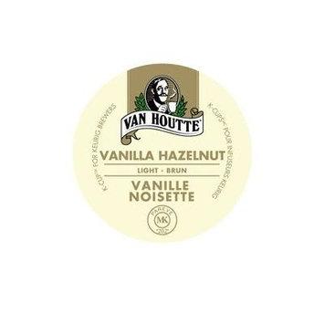 48 Count - Van Houtte Vanilla Hazelnut Flavored Coffee K Cup For Keurig K-Cup Brewers