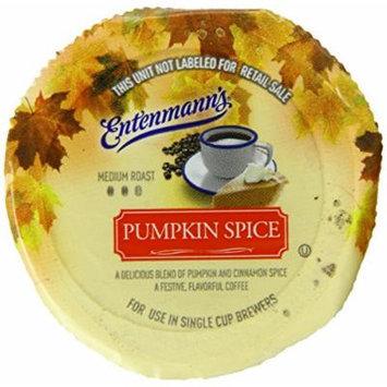 Entenmann's Pumpkin Spice Single Serve Coffee, 10 Count (Pack of 4)