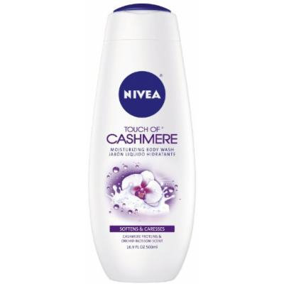 Nivea Moisturizing Body Wash - Cashmere - 16.9 oz