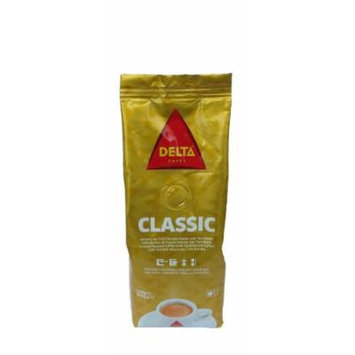 Delta Ground Roasted Coffee with a portion of 30% Caramelized Coffee for Bag French Press 250g