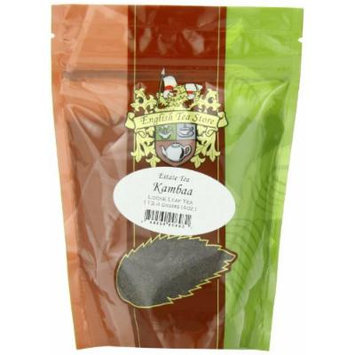 English Tea Store Loose Leaf, Kambaa Estate Tea Pouches, 4 Ounce