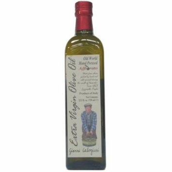Gianni Calogiuri Affiorato Extra Virgin Olive Oil, 750ml (25.5oz)