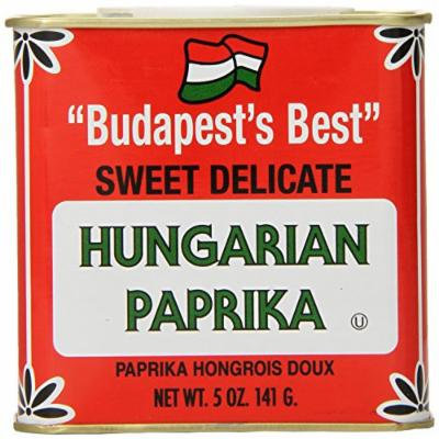 Bascom's Hungarian Paprika Spices, 5 Ounce
