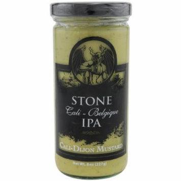 Stone Brewing Co. Cali-Belgique IPA Cali-Dijon Mustard - 8 oz