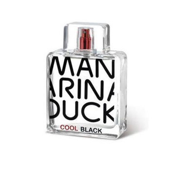 Mandarina Duck Cool Black Eau de Toilette Spray for Men, 1.7 Ounce