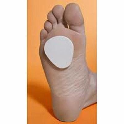 Metatarsal Pad, Extra Thick Adhesive Foam, Oval, 1/4