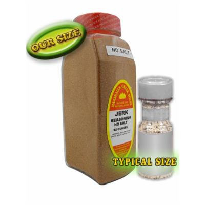 Marshalls Creek Spices Seasoning, Jerk, XL Size, 22 Ounce