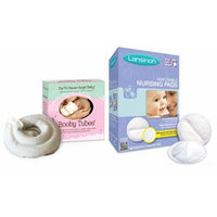 Earth Mama Angel Baby Booby Tubes with Disposable Breast Pads