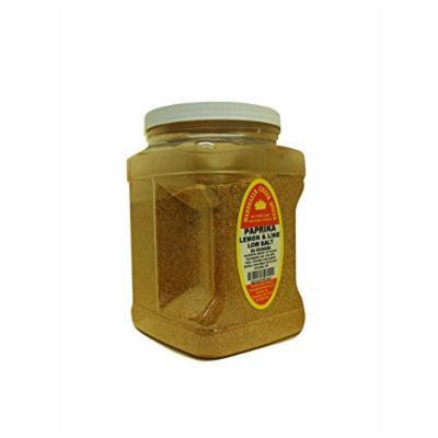 Marshalls Creek Spices Family Size Low Salt, Paprika Lemon and Lime Spice Bouquet, 24 Ounce