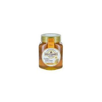 Breitsamer Honey Golden Selection 250g (10-pack)
