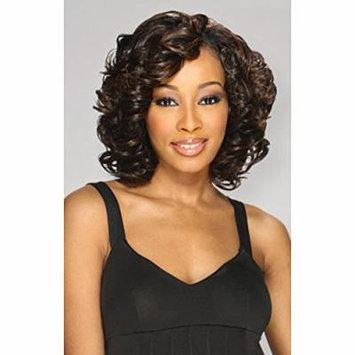 Q SPIRAL ROLL 5PCS - MilkyWay Que Human Hair MasterMix Weave Extensions #2 Dark Brown