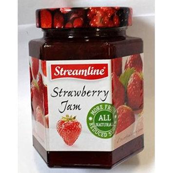 Streamline Strawberry Jam 14 Oz (Pack of 4)