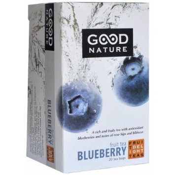 Good Nature Blueberry Fruit Tea, 1.4 Ounce