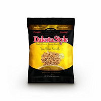 Dakota Style Sunflower Kernels, Honey Roasted, 8 Ounce (Pack of 12)