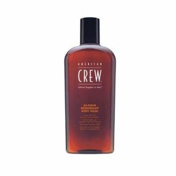 American Crew Men's 24 Hour Deodorant Bodywash, 15.2 Ounce