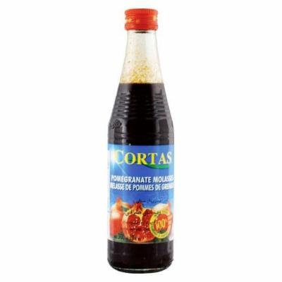 Cortas Pomegranate Molasses, 10-Ounce Bottles (Pack of 4)