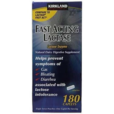 Kirkland Signature Fast Acting Lactase (3 Pack)