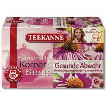 3x Teekanne Gesunde Abwehr (each box 20 tea bags)