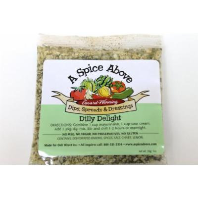 A Spice Above Dilly Delight Dip/Seasoning