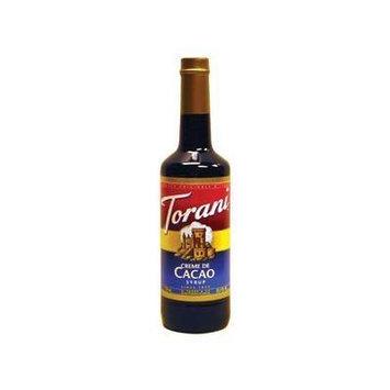 Torani Creme De Cacao Syrup, 750 mL