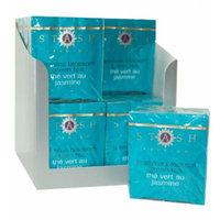 Stash Tea Jasmine Blossom Green Tea, 10 Count Tea Bags in Foil (Pack of 12)