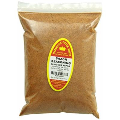 Marshalls Creek Spices Refill Pouch Sazon with Annatto Seasoning, XL, 30 Ounce
