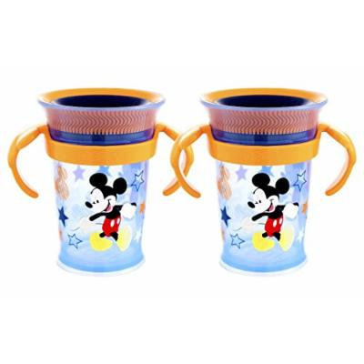 Mickey 7 Ounce Grow up Cup - 2 Pack