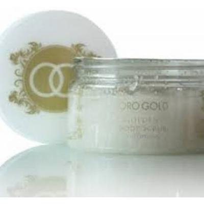 ORO GOLD Cosmetics 24K Body Care Collection (Golden Body Scrub)