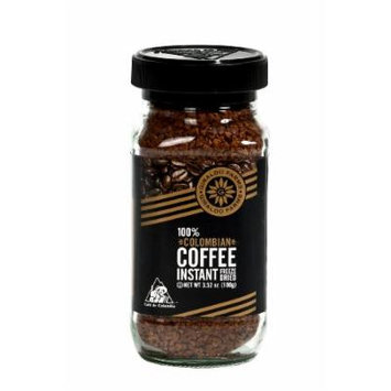 Giraldo Farms 100% Colombian Coffee Instant Freeze-dried, 3.5-Ounce (Pack of 4)