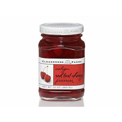 Clearbrook Farms Michigan Red Tart Cherry Preserves 10 Oz.