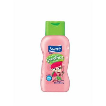 Suave® Kids Shampoo and conditioner  Fairy Berry Strawberry Smoothers