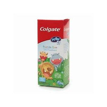 Colgate Kids My First Toddler Fluoride Free Toothpaste, Mild Fruit 1.75 oz
