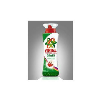 Ariel Professional Liquid Stain Remover Detergent [European Import] - 4 LITRES/169oz (4 x 1L)