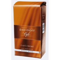 Davidoff Café Crème Whole Beans Coffee 17.6oz/500g
