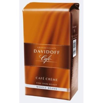 Davidoff Café Crème Whole Beans Coffee 17.6oz/500g
