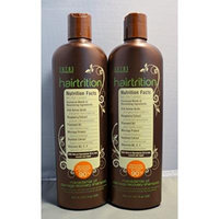 Zotos Hairtrition Macadamia Oil Damage Recovery Shampoo 10.1 oz (2 pack)