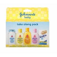 Johnson & Johnson Take-Along Pack
