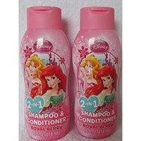Disney Princess 2-in-1 Kids Shampoo & Conditioner Royal Berry 14 fl oz (2 pack)