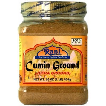 Rani Cumin Ground 16Oz.