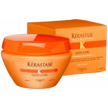 Kerastase Nutritive Oleo-Curl Curl Protect Masque, 6.8 Ounce