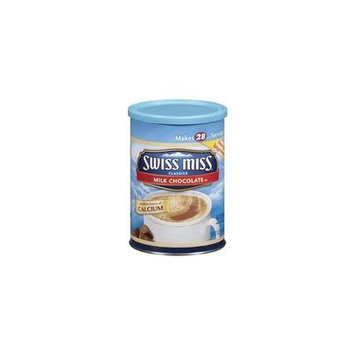 Swiss Miss Milk Chocolate Hot Cocoa Mix, 19 oz(Pack of 4)